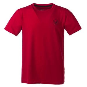 Pánské tričko Virtus Joker SS Tee červené