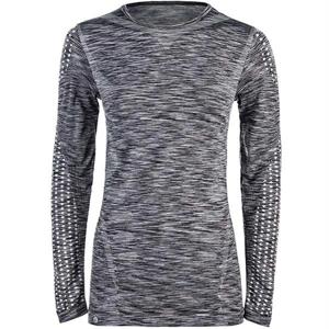 Dámské tričko Endurance Ascoli Seamless Performance Tee LS černé