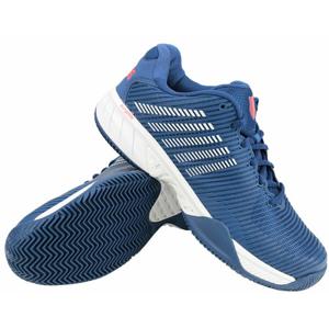 Pánská tenisová obuv K-Swiss Hypercourt Express 2 HB Dark Blue