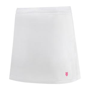 Dámská sukně K-Swiss Hypercourt 2 White