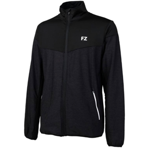 Pánská tréninková bunda FZ Forza Bradford Jacket Black