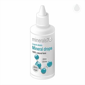 Ovonex Alkalické minerály kapky koncentrát 100 ml