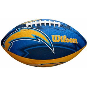 Míč Wilson NFL Team Logo FB Los Angeles Chargers JR