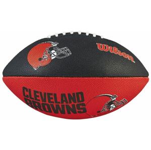 Míč Wilson NFL Team Logo FB Cleveland Browns JR