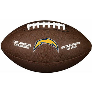 Míč Wilson NFL Licensed Ball Los Angeles Chargers