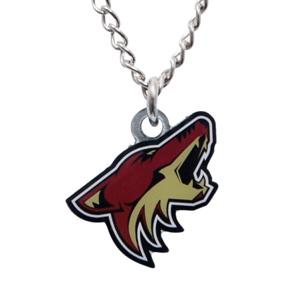 Přívěšek na řetízku NHL Arizona Coyotes