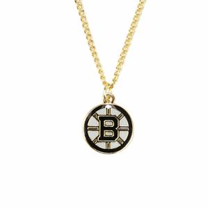 Přívěšek na řetízku NHL Boston Bruins
