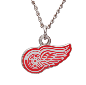Přívěšek na řetízku NHL Detroit Red Wings
