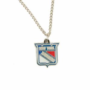 Přívěšek na řetízku NHL New York Rangers