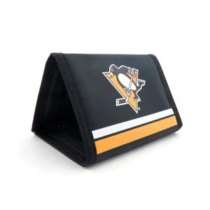Peněženka Tri-Fold Nylon NHL Pittsburgh Penguins