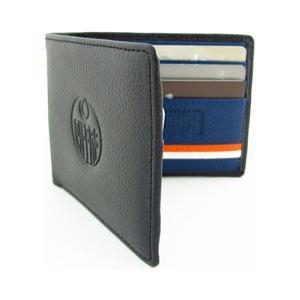 Kožená peněženka NHL Edmonton Oilers