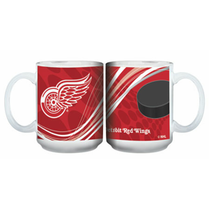 Hrnek Dynamic NHL Detroit Red Wings