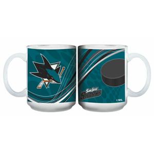 Hrnek Dynamic NHL San Jose Sharks