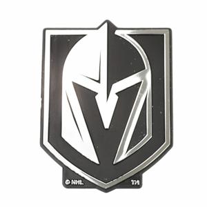 3D chrom znak na auto NHL Vegas Golden Knights
