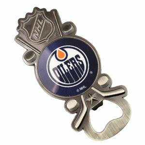 Otvírák Rico Party Starter NHL Edmonton Oilers