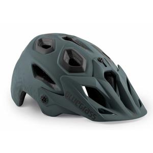Cyklistická helma Bluegrass Golden Eyes šedo-černá