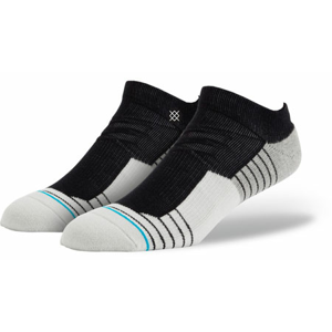 Běžecké ponožky Stance 3Fold Low černé