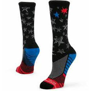 Běžecké ponožky Stance Forever Free černé