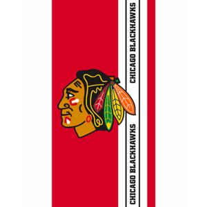 Osuška NHL Chicago Blackhawks Belt