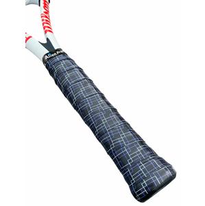 Omotávka na rakety vrchní Alien Pros C-Tac Black Puzzle