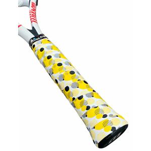 Omotávka na rakety vrchní Alien Pros C-Tac Yellow Montage