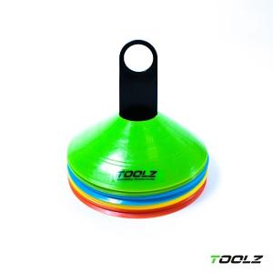 Tréninkové kužely TOOLZ Agility Cones (20 ks)