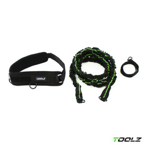 Tréninkové lano TOOLZ Multi Resistance Trainer Pro