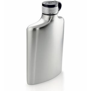 Láhev GSI Glacier stainless Hip flask 8 fl. Oz.
