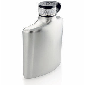 Láhev GSI Glacier stainless Hip flask 6 fl. Oz.