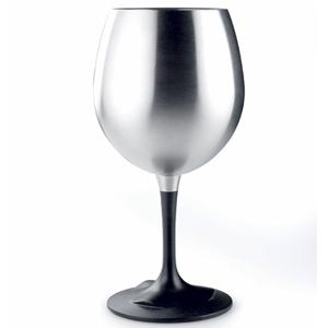 Sklenice GSI Glacier stainless nesting red wine glass