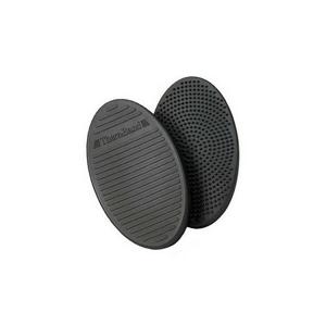 Thera-Band balanční podložka, černá – velmi měkká