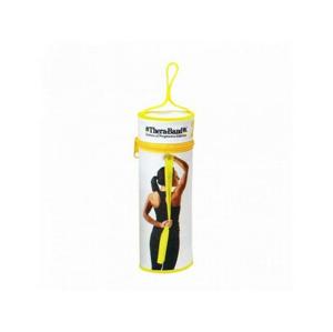 Thera-Band posilovací guma 2,5 m s obalem, žlutá, slabá