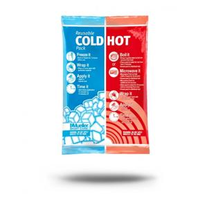 Chladivý/hřejivý sáček Mueller Reusable Cold/Hot Pack, 15 x 22 cm