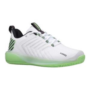 Pánská tenisová obuv K-Swiss Ultrashot 3 White/Green