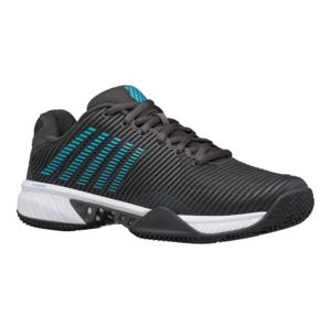 Pánská tenisová obuv K-Swiss Hypercourt Express 2 HB Dark Shadow/Blue