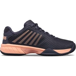 Dámská tenisová obuv K-Swiss Court Express HB Graystone/Peach