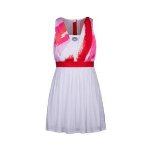Dámské šaty BIDI BADU Ankea Tech Dress (2in1) White/Red