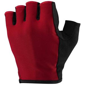 Cyklistické rukavice Mavic Essential Haute Red