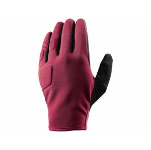 Cyklistické rukavice Mavic XA Red Dahlia