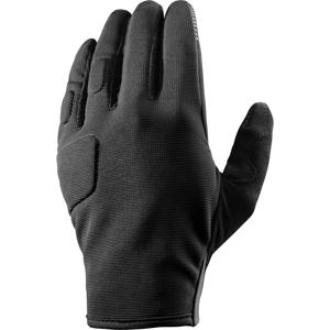 Cyklistické rukavice Mavic XA Black
