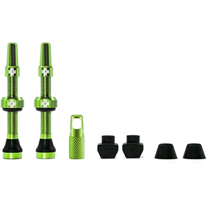 Muc-Off Tubeless Valve Kit 44mm/Green