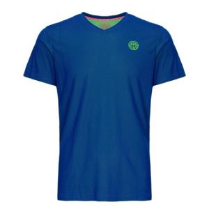 Pánské tričko BIDI BADU Ted Tech Tee Blue