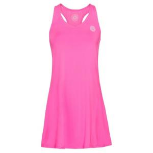 Dívčí šaty BIDI BADU Amaka Tech Dress Pink