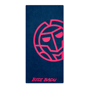 Ručník BIDI BADU Luan Medium Towel Dark Blue