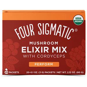 Cordyceps Mushroom Elixir Mix 20ks