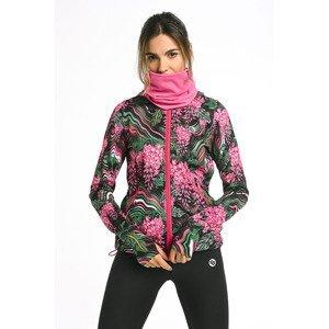 Nessi Celorozepínací dámská bunda s kapucí HRDK-14H2 Hana Velikost: S