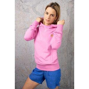 Nessi Mikina s kapucí Kayo OKYD-30 Pink Velikost: L