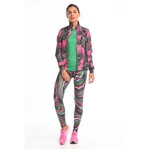 Nessi Fitness Legíny OSLF-14N2 Nami Pink Velikost: L/XL