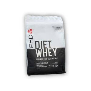 PhD Nutrition Diet Whey 1000 g - Banán