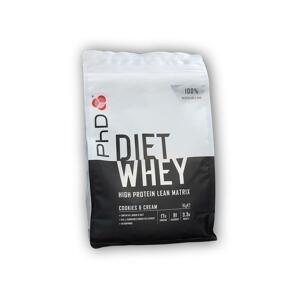 PhD Nutrition Diet Whey 1000 g - Čokoláda-oříšek